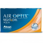 Air optix Aqua Night & Day 3-pack
